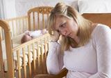 mamma depressa dopo il parto
